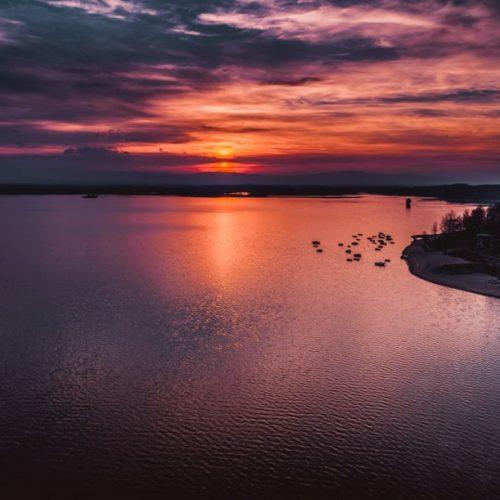 Fotoobraz - Głębinów Jezioro