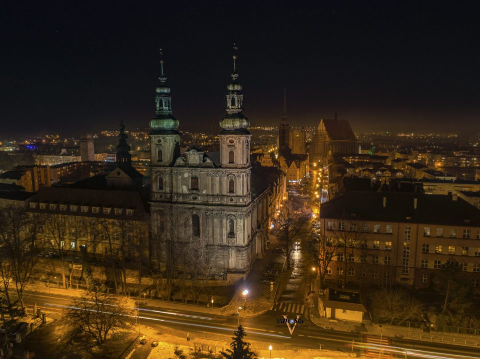 Fotografia - Kościół Piotra i Pawła w Nysie